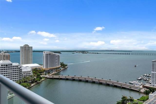 495 Brickell Ave #2505, Miami, FL 33131 (MLS #A11052109) :: Albert Garcia Team
