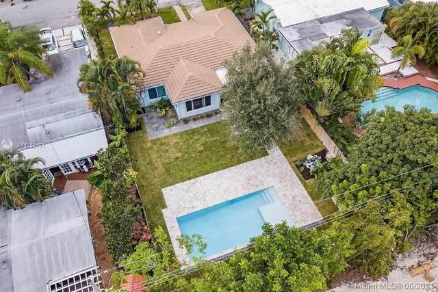 1234 N Victoria Park Rd, Fort Lauderdale, FL 33304 (MLS #A11052124) :: Team Citron