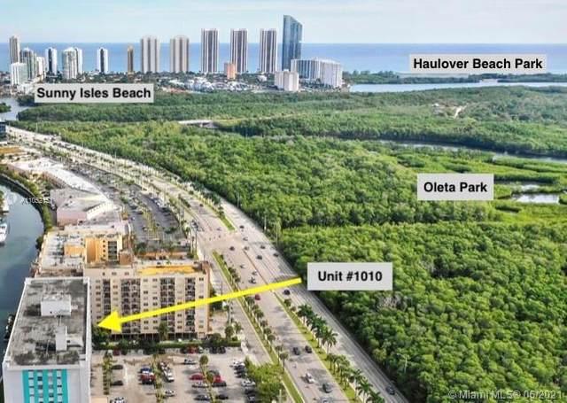 2841 NE 163rd St #1010, North Miami Beach, FL 33160 (MLS #A11052151) :: Douglas Elliman