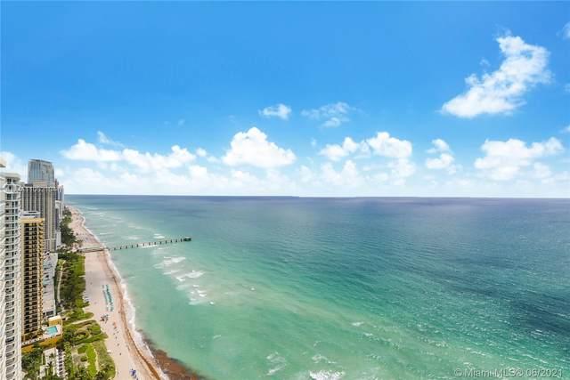 16001 Collins Ave #3401, Sunny Isles Beach, FL 33160 (MLS #A11052194) :: GK Realty Group LLC