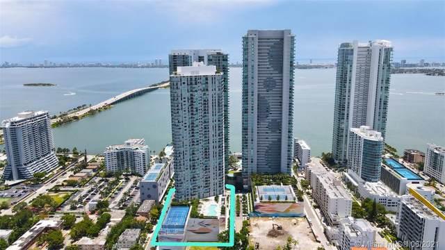 501 NE 31st St #809, Miami, FL 33137 (MLS #A11052225) :: Carole Smith Real Estate Team