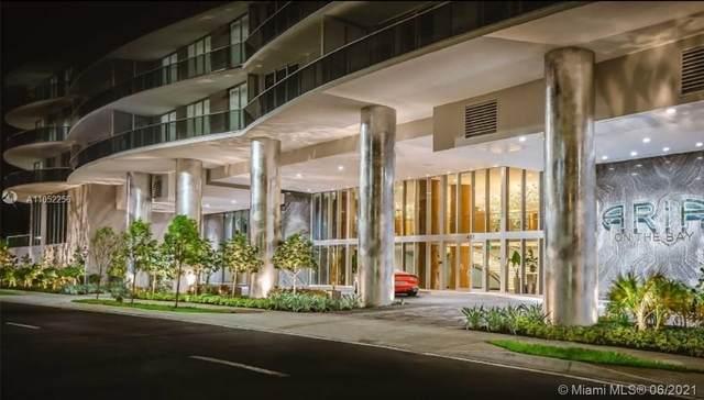 488 NE 18th St #406, Miami, FL 33132 (#A11052256) :: Posh Properties