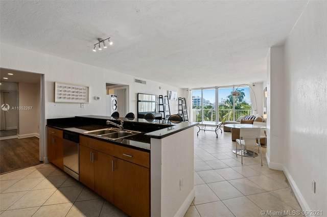 10350 W Bay Harbor Dr 4K, Bay Harbor Islands, FL 33154 (MLS #A11052267) :: Search Broward Real Estate Team