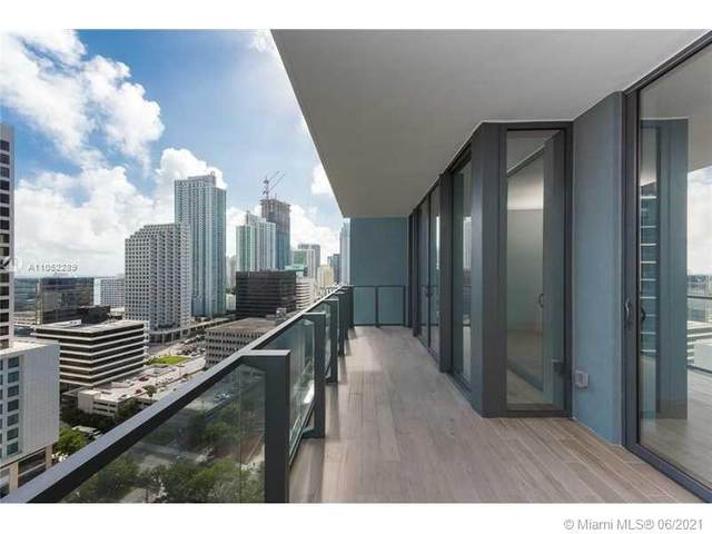 68 SE 6th St #2609, Miami, FL 33131 (MLS #A11052289) :: The Rose Harris Group