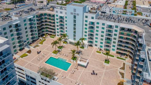 140 S Dixie Hwy #723, Hollywood, FL 33020 (MLS #A11052310) :: The Rose Harris Group