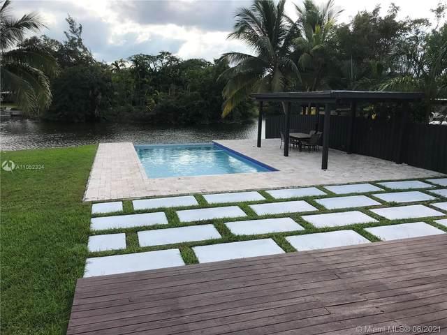 372 Payne Dr, Miami Springs, FL 33166 (MLS #A11052334) :: Douglas Elliman