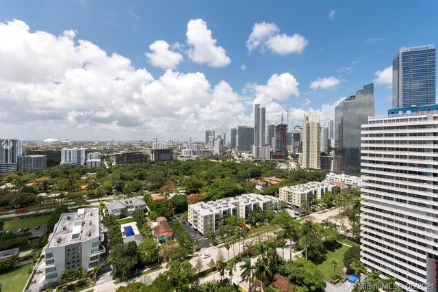 1643 Brickell Ave #2306, Miami, FL 33129 (MLS #A11052343) :: The Rose Harris Group