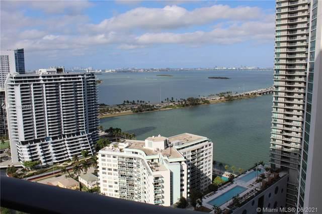 501 NE 31st St #2705, Miami, FL 33137 (MLS #A11052354) :: Carole Smith Real Estate Team
