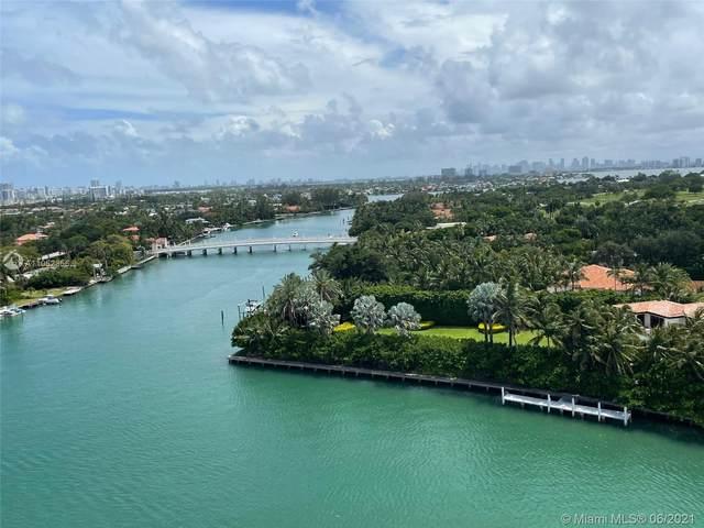 9100 W Bay Harbor Dr 11C, Bay Harbor Islands, FL 33154 (MLS #A11052356) :: Berkshire Hathaway HomeServices EWM Realty