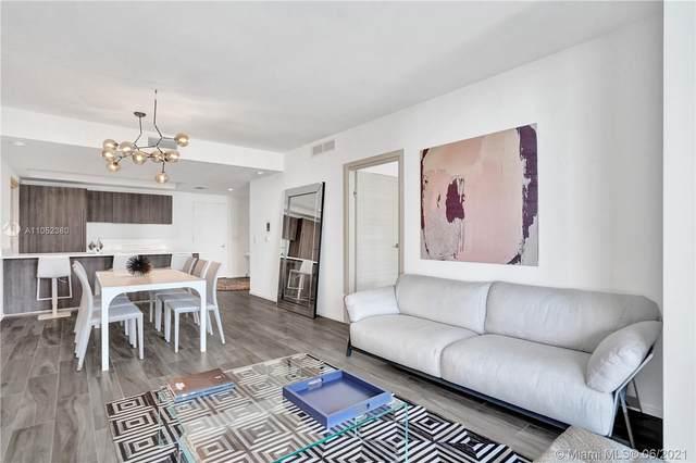 801 S Miami Ave #2210, Miami, FL 33130 (MLS #A11052380) :: Carole Smith Real Estate Team