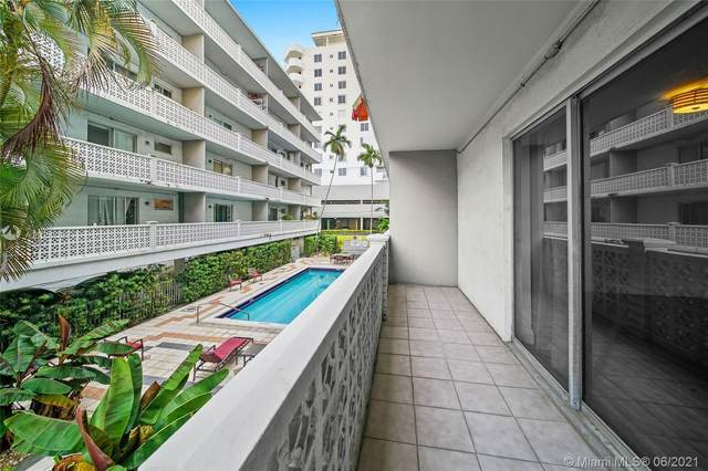 1620 West Ave #202, Miami Beach, FL 33139 (MLS #A11052399) :: The Howland Group