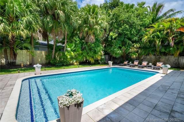 20110 NE 23rd Ct, Miami, FL 33180 (MLS #A11052435) :: The Riley Smith Group