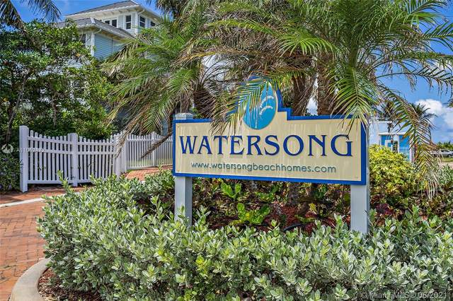5132 Watersong Way, Jensen Beach, FL 34949 (MLS #A11052472) :: Douglas Elliman