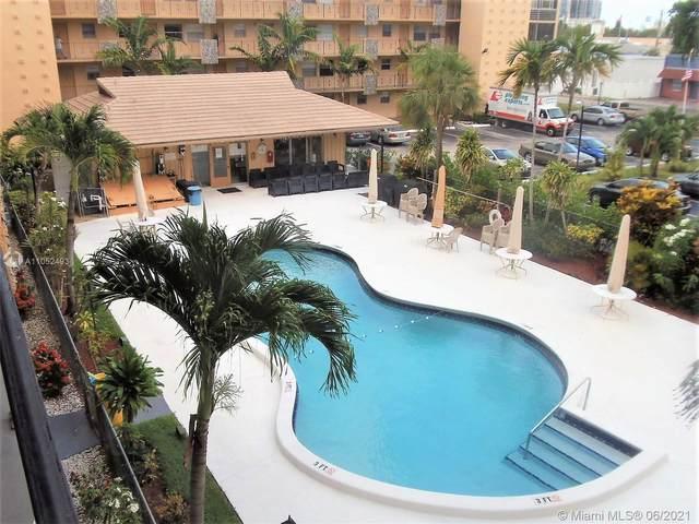 2145 Pierce St #331, Hollywood, FL 33020 (#A11052493) :: Posh Properties