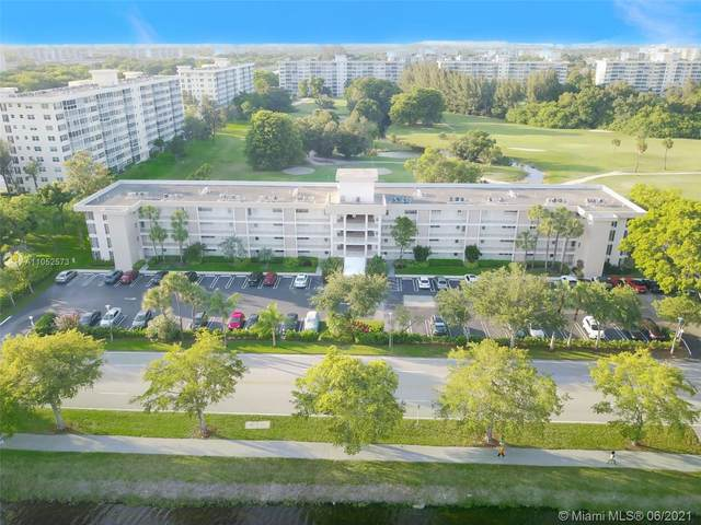 3351 S Palm Aire Dr #304, Pompano Beach, FL 33069 (MLS #A11052573) :: Castelli Real Estate Services