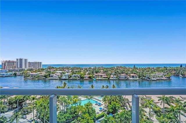 21150 NE Point Place #1403, Aventura, FL 33180 (MLS #A11052578) :: Berkshire Hathaway HomeServices EWM Realty