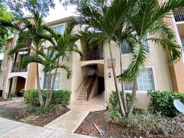 2153 Renaissance Blvd #204, Miramar, FL 33025 (MLS #A11052626) :: Berkshire Hathaway HomeServices EWM Realty