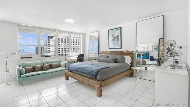 100 Lincoln Rd #1240, Miami Beach, FL 33139 (MLS #A11052638) :: The Rose Harris Group
