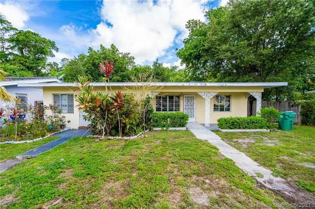 293 NE 112th St, Miami, FL 33161 (MLS #A11052642) :: Equity Advisor Team