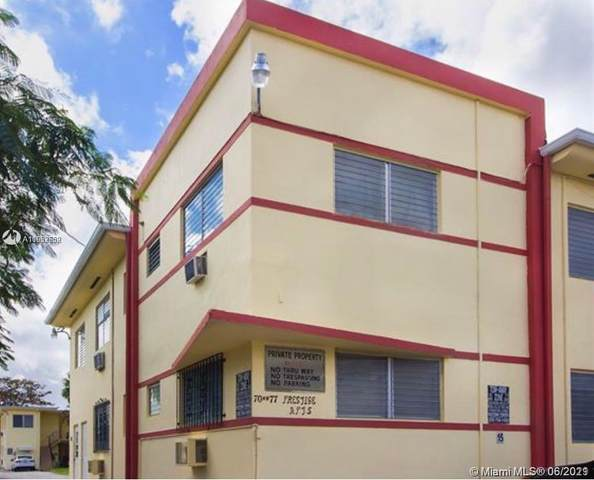 71 NW 76th St #18, Miami, FL 33150 (MLS #A11052652) :: The Riley Smith Group