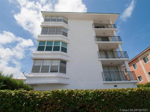 1155 97th St #502, Bay Harbor Islands, FL 33154 (MLS #A11052686) :: Berkshire Hathaway HomeServices EWM Realty