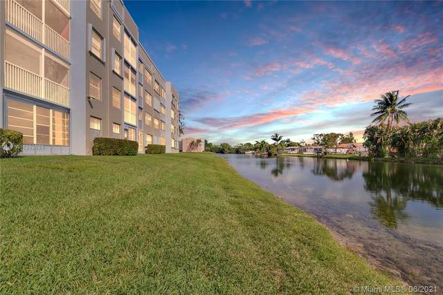 10346 NW 24th Pl #403, Sunrise, FL 33322 (MLS #A11052693) :: Castelli Real Estate Services