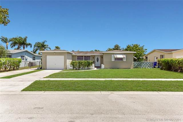 6539 NW 1st Ct, Margate, FL 33063 (MLS #A11052694) :: Castelli Real Estate Services
