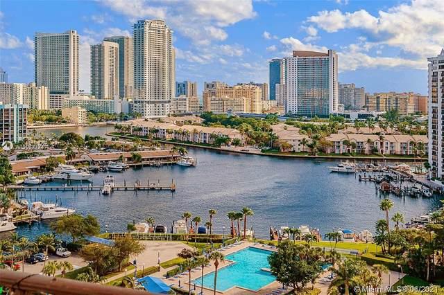 600 Three Islands Blvd #1521, Hallandale Beach, FL 33009 (#A11052724) :: Posh Properties