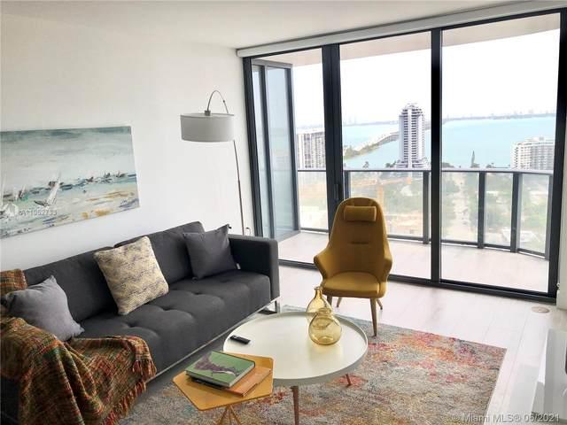 121 NE 34th St #2305, Miami, FL 33137 (#A11052733) :: Posh Properties