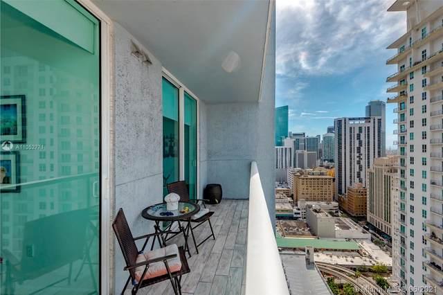 253 NE 2nd St #2904, Miami, FL 33132 (#A11052771) :: Posh Properties