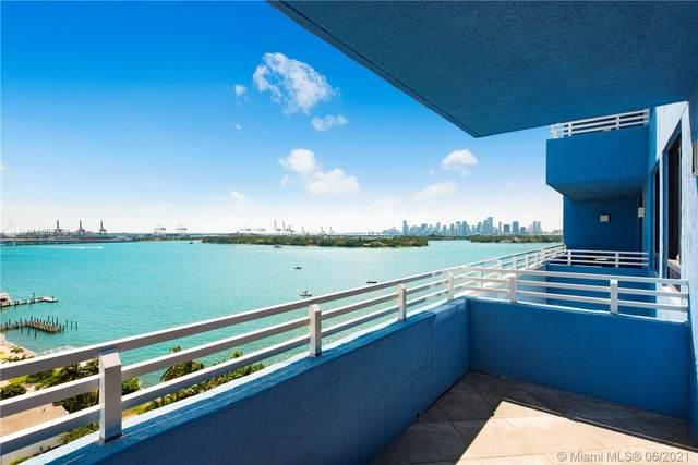 1330 West Ave #1206, Miami Beach, FL 33139 (MLS #A11052773) :: The Paiz Group