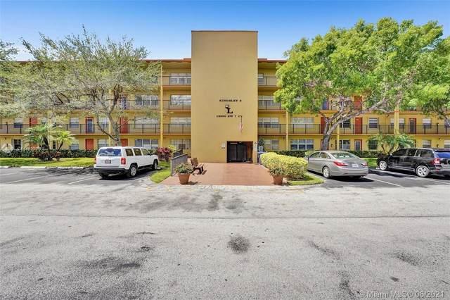 13250 SW 7th Ct 207L, Pembroke Pines, FL 33027 (MLS #A11052779) :: Albert Garcia Team