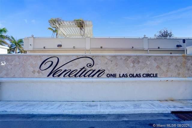 1 Las Olas Cir #804, Fort Lauderdale, FL 33316 (#A11052784) :: Posh Properties