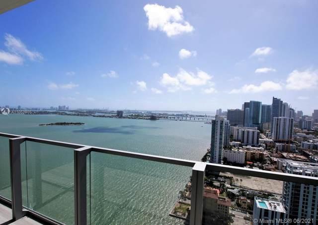 2900 NE 7th Ave #3708, Miami, FL 33137 (MLS #A11052805) :: The Rose Harris Group