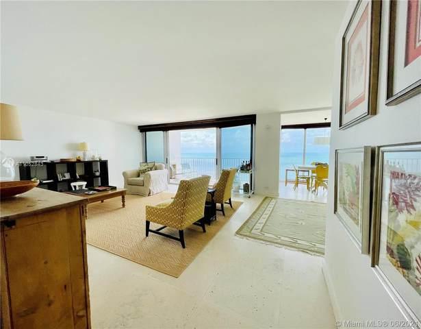 881 Ocean Dr 17B, Key Biscayne, FL 33149 (MLS #A11052843) :: Castelli Real Estate Services