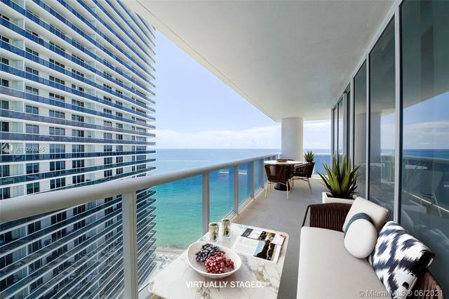 1850 S Ocean Dr #2510, Hallandale Beach, FL 33009 (MLS #A11052845) :: Douglas Elliman
