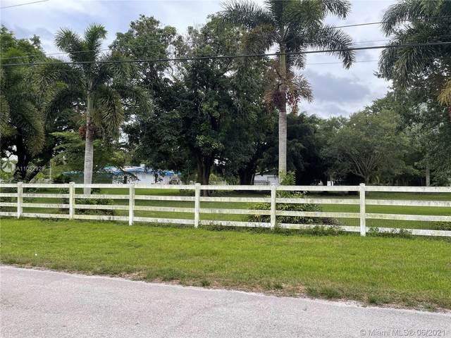 13900 SW 22nd Pl, Davie, FL 33325 (MLS #A11052929) :: Rivas Vargas Group