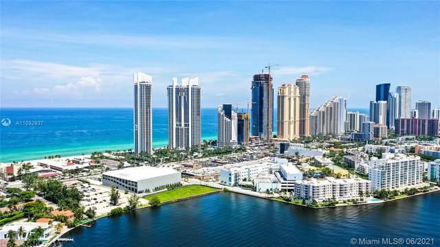 18671 Collins Ave #804, Sunny Isles Beach, FL 33160 (#A11052937) :: Posh Properties