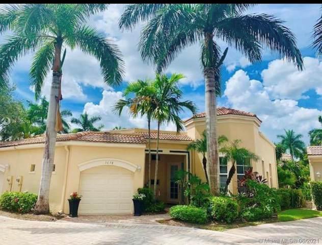 7678 Jasmine Ct #105, West Palm Beach, FL 33412 (MLS #A11052941) :: Team Citron