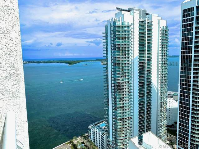 1200 Brickell Bay Dr #4215, Miami, FL 33131 (MLS #A11052987) :: The Rose Harris Group