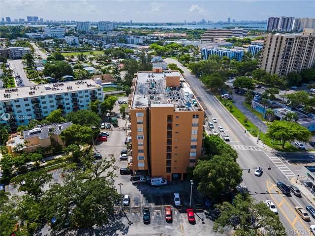 1465 NE 123rd St #711, North Miami, FL 33161 (MLS #A11052989) :: The Rose Harris Group