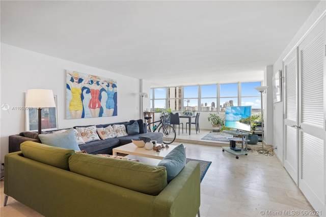 5 Island Ave 15E, Miami Beach, FL 33139 (MLS #A11053008) :: The Howland Group