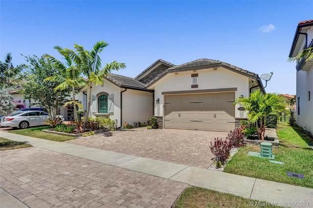 1103 SW 113th Way, Pembroke Pines, FL 33025 (MLS #A11053019) :: Douglas Elliman