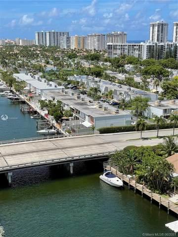 2500 Parkview Dr #1405, Hallandale Beach, FL 33009 (#A11053034) :: Posh Properties