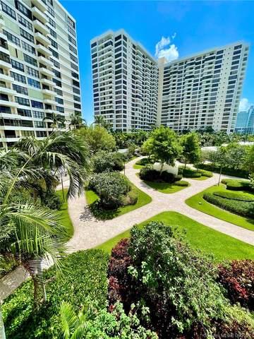 600 Three Islands Blvd #312, Hallandale Beach, FL 33009 (#A11053039) :: Posh Properties