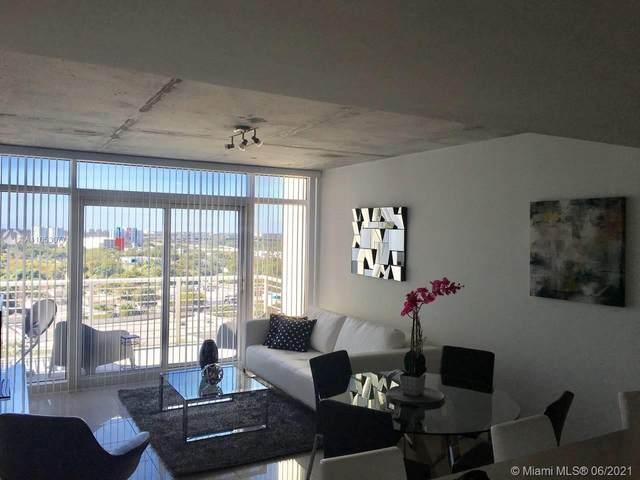3250 NE 1 AVE #1113, Miami, FL 33137 (#A11053077) :: Posh Properties