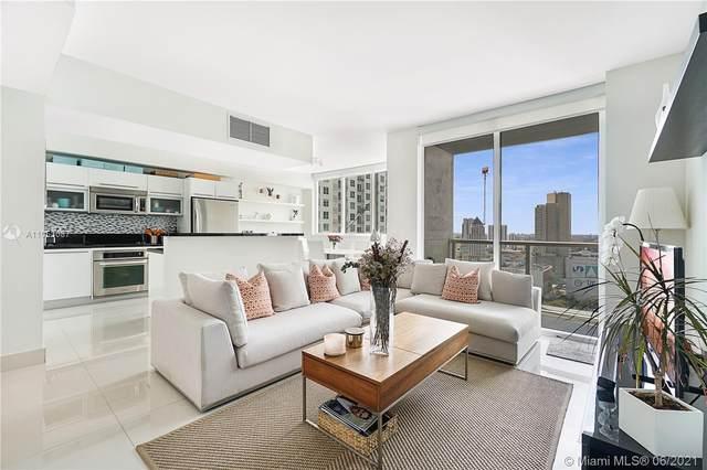 253 NE 2nd St #2302, Miami, FL 33132 (#A11053087) :: Posh Properties