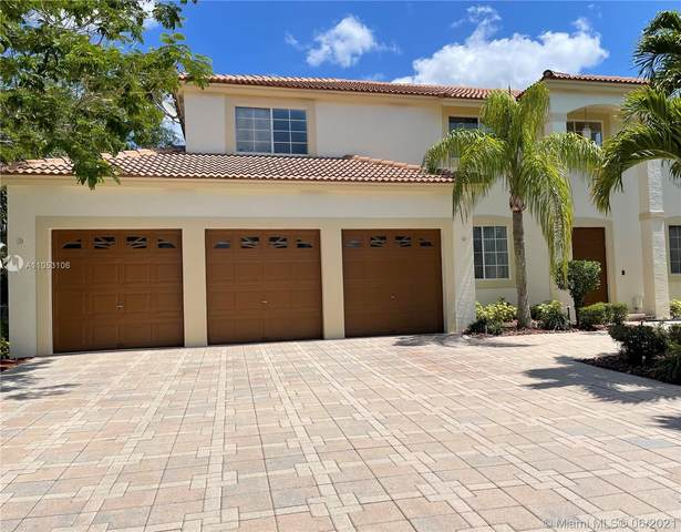 5309 NW 110th Ave, Coral Springs, FL 33076 (MLS #A11053106) :: The Riley Smith Group