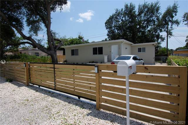 1120 NW 145th Ter, Miami, FL 33168 (MLS #A11053110) :: The Riley Smith Group