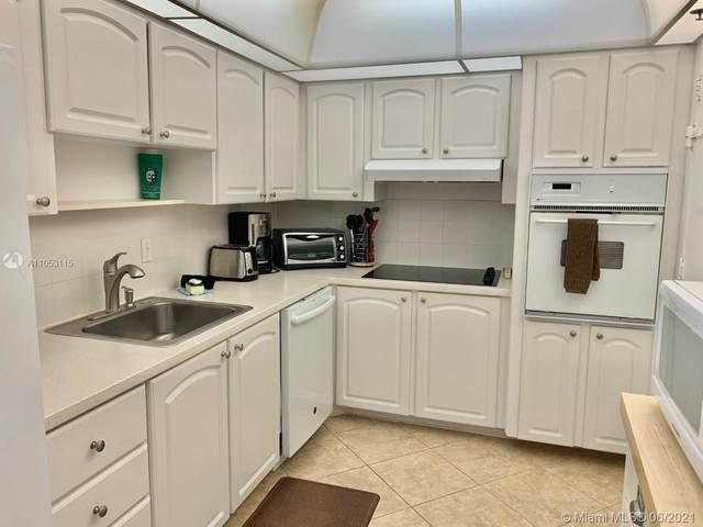 3801 S Ocean Dr 4R, Hollywood, FL 33019 (MLS #A11053115) :: Castelli Real Estate Services